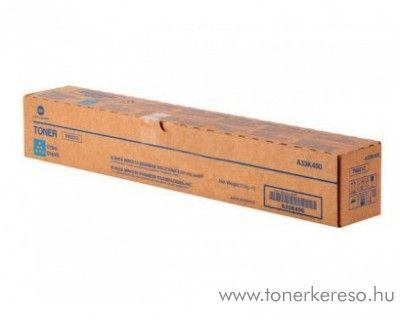 Konica Minolta BizHub C224 (TN321C) eredeti cyan toner A33K450 Konica Minolta BizHub C284 fénymásolóhoz