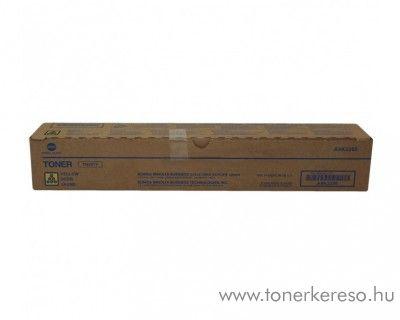 Konica Minolta bizhub C227/C287 eredeti yellow toner A8K3250 Konica Minolta BizHub C227 fénymásolóhoz