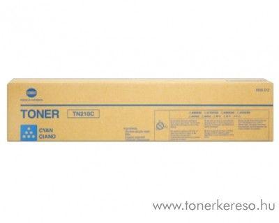 Konica Minolta BizHub C250 (TN210C) eredeti cyan toner 8938512 Konica Minolta BizHub C250 fénymásolóhoz