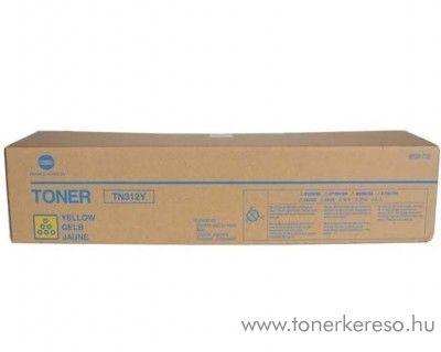 Konica Minolta BizHub C300 (TN312Y) eredeti yellow toner 8938706 Konica Minolta BizHub C352 fénymásolóhoz