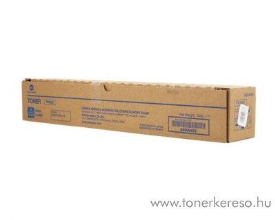Konica Minolta BizHub C308 (TN324C) eredeti cyan toner A8DA450 Konica Minolta BizHub C368 fénymásolóhoz