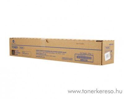 Konica Minolta BizHub C308 (TN324K) eredeti black toner A8DA150 Minolta Bizhub C258 fénymásolóhoz