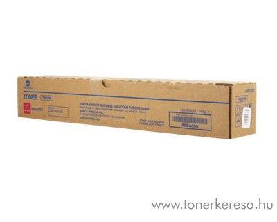 Konica Minolta BizHub C308 (TN324M eredeti magenta toner A8DA350 Konica Minolta BizHub C308  fénymásolóhoz