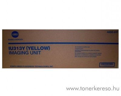 Konica Minolta BizHub C353 (IU313Y) eredeti yellow drum A0DE07F Konica Minolta Bizhub C353P fénymásolóhoz
