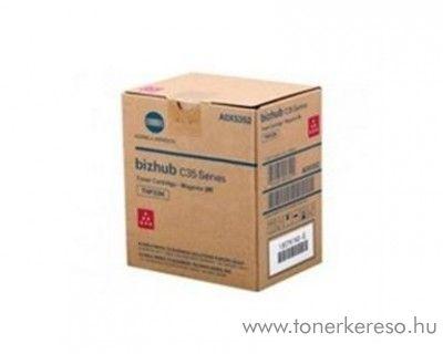 Konica Minolta BizHub C35 (TNP22M) eredeti magenta toner A0X5352 Konica Minolta BizHub C35 fénymásolóhoz