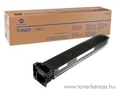 Konica Minolta BizHub C552 (TN613K) eredeti black toner A0TM150