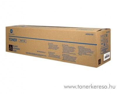 Konica Minolta Bizhub C 654/754 eredeti black toner A3VU150 Konica Minolta Bizhub Pro C654e fénymásolóhoz