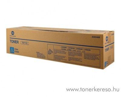 Konica Minolta Bizhub C 654/754 eredeti cyan toner A3VU450 Konica Minolta Bizhub Pro C654e fénymásolóhoz