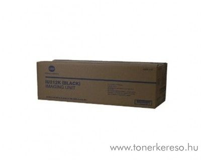 Konica Minolta C200 (IU212K) eredeti black imaging unit A0DE01F Konica Minolta Bizhub C200 fénymásolóhoz