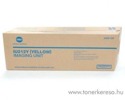 Konica Minolta C200 (IU212Y) eredeti yellow imaging unit A0DE05F Konica Minolta Bizhub C200 fénymásolóhoz
