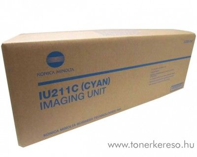 Konica Minolta C203 (IU211C) eredeti cyan imaging unit A0DE0HF