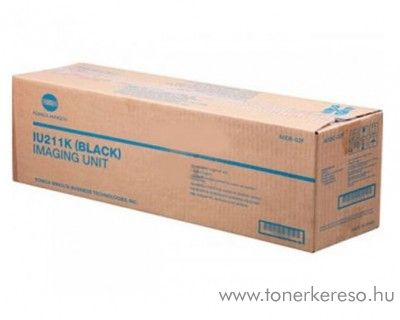 Konica Minolta C203 (IU211K) eredeti black imaging unit A0DE02F Konica Minolta Bizhub C203 fénymásolóhoz