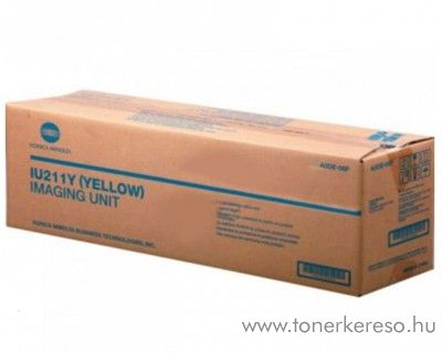 Konica Minolta C203 (IU211Y) eredeti yellow imaging unit A0DE06F Konica Minolta Bizhub C203 fénymásolóhoz