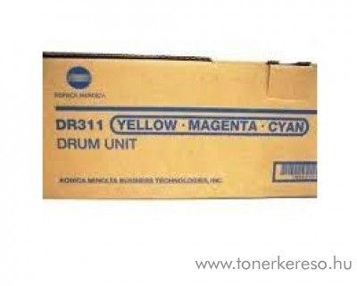 Konica Minolta C220 (DR311YMC) eredeti CMY drum unit A0XV0TD