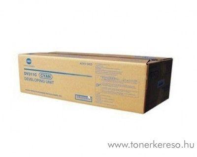 Konica Minolta C220 (DV311C) eredeti cyan developer unit A0XV0KD Konica Minolta BizHub C220 fénymásolóhoz