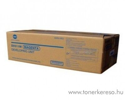 Konica Minolta C220 (DV311M) eredeti magenta developer A0XV0ED Konica Minolta BizHub C220 fénymásolóhoz