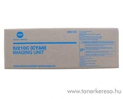 Konica Minolta C250 (IU210C) eredeti cyan imaging unit 4062503