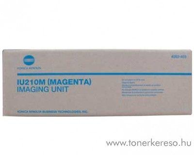 Konica Minolta C250 (IU210M)eredeti magenta imaging unit 4062403 Konica Minolta BizHub C250P fénymásolóhoz