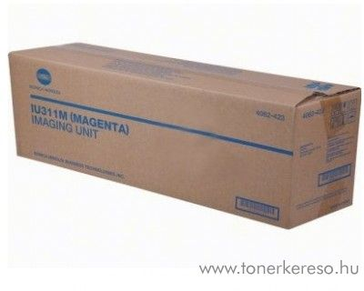 Konica Minolta C300 (IU311M)eredeti magenta imaging unit 4062423 Konica Minolta BizHub C352 fénymásolóhoz