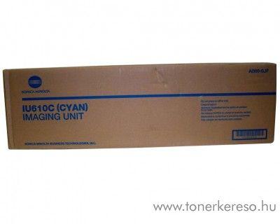 Konica Minolta C451 (IU610C) eredeti cyan imaging unit A0600JF Konica Minolta Bizhub C451 fénymásolóhoz