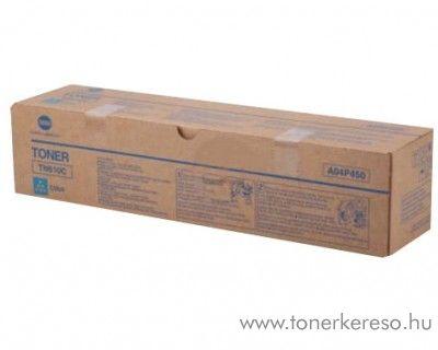 Konica Minolta C5500 (TN610C) eredeti cyan toner A04P450 Konica Minolta Bizhub Pro C6500EP  fénymásolóhoz