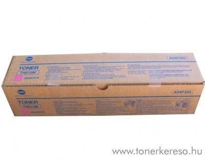 Konica Minolta C5500 (TN610M) eredeti magenta toner A04P350 Konica Minolta Bizhub Pro C6500EP  fénymásolóhoz