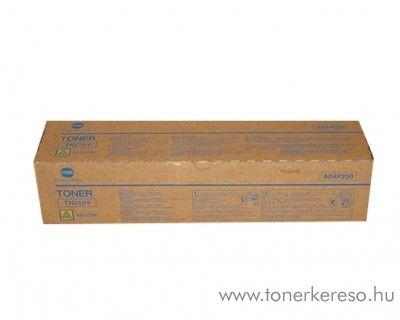 Konica Minolta C5500 (TN610Y) eredeti yellow toner A04P250 Konica Minolta Bizhub Pro C6500EP  fénymásolóhoz