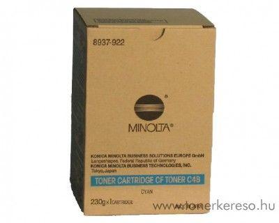 Konica Minolta CF2002 (C4B) eredeti cyan toner 8937922