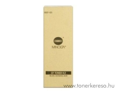 Konica Minolta CF9001 (K2) eredeti black toner 8937123 Konica Minolta CF9001  fénymásolóhoz