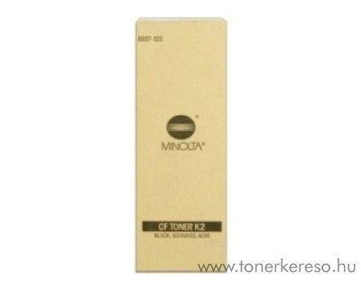 Konica Minolta CF9001 (K2) eredeti black toner 8937123