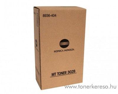 Konica Minolta DI250 (302B) eredeti black toner 8936404 Minolta Di200F fénymásolóhoz