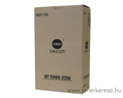 Konica Minolta DI2510 (205B) eredeti black toner 8937755 Minolta Di1810f fénymásolóhoz