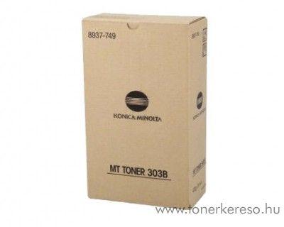 Konica Minolta DI3510 (303B) eredeti black toner 8937749 Minolta Di3510F fénymásolóhoz