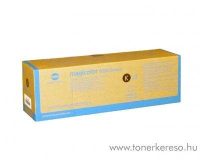 Konica Minolta MagiColor 4600/4650 eredeti black toner A0DK151