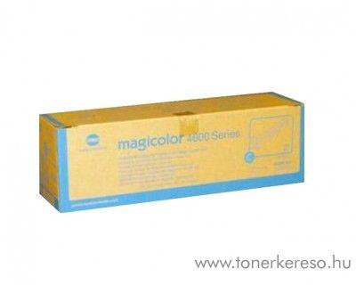 Konica Minolta MagiColor 4600/4650 eredeti cyan toner A0DK451