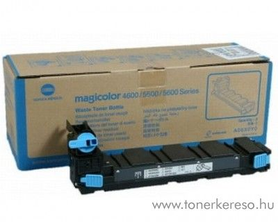 Konica Minolta MagiColor 4600/4650 eredeti waste unit A06X0Y0 Konica Minolta Magicolor 5550DT lézernyomtatóhoz