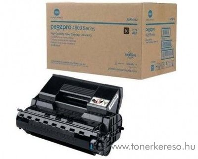Konica Minolta MagiColor 4600 eredeti black high toner A0DK152 Konica Minolta Magicolor 4650EN lézernyomtatóhoz