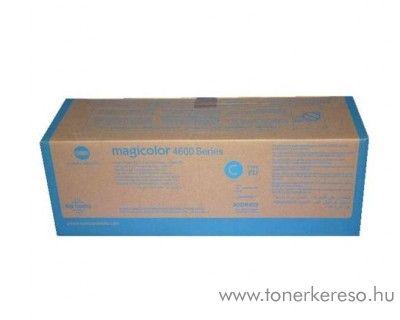Konica Minolta MagiColor 4600 eredeti cyan high toner A0DK452 Konica Minolta Magicolor 4695MF lézernyomtatóhoz