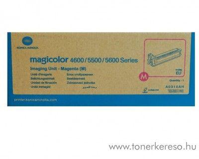 Konica Minolta MColor 4650 eredeti magenta imaging unit A0310AH Konica Minolta Magicolor 5500 lézernyomtatóhoz