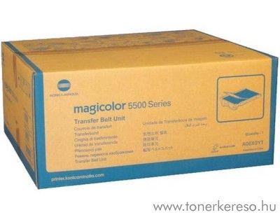 Konica Minolta MColor 4650 eredeti transfer belt unit A06X0Y1 Konica Minolta Magicolor 4650EN lézernyomtatóhoz