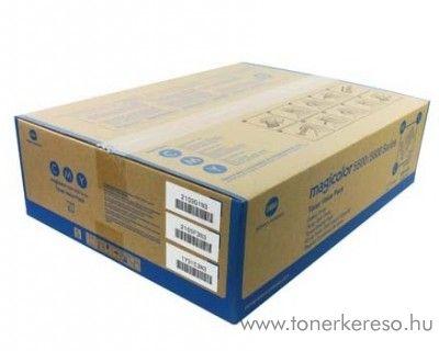 Konica Minolta MagiColor 5550 eredeti CMY toner pack A06VJ52 Konica Minolta Magicolor 5500 lézernyomtatóhoz