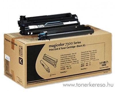 Konica Minolta MagiColor 7300 eredeti black toner 8938133 Konica Minolta Magicolor 7300 lézernyomtatóhoz