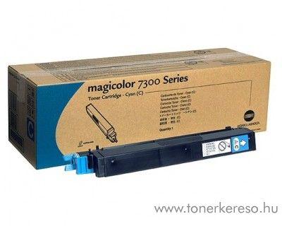 Konica Minolta MagiColor 7300 eredeti cyan toner 8938136 Konica Minolta Magicolor 7300 lézernyomtatóhoz