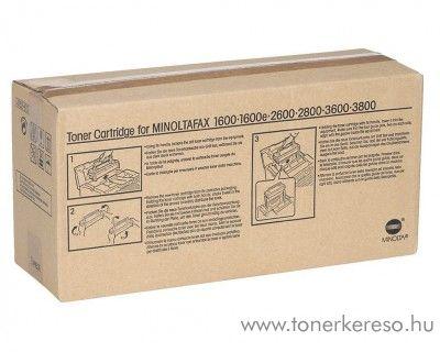 Konica Minolta MF1600 eredeti black toner 4152613 Minolta Fax 2600 lézernyomtatóhoz