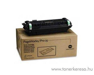 Konica Minolta PagePro 25 eredeti black toner 4162102 Minolta Page Pro 25 lézernyomtatóhoz