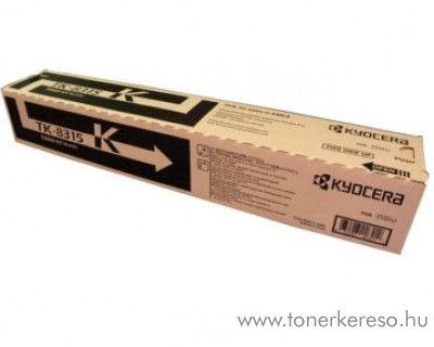 Kyocera 2550CI (TK-8315K) eredeti black toner 1T02MV0NL0