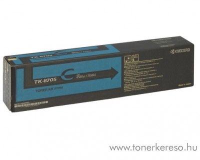 Kyocera 6550ci (TK-8705C) eredeti cyan toner 1T02K9CNL0 Kyocera TASKalfa 7550ci fénymásolóhoz
