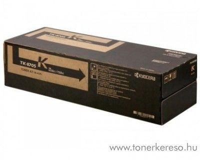 Kyocera 6550ci (TK-8705K) eredeti black toner 1T02K90NL0 Kyocera TASKalfa 7550ci fénymásolóhoz