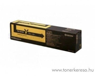 Kyocera 6550ci (TK-8705Y) eredeti yellow toner 1T02K9ANL0