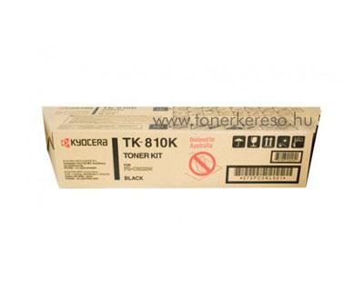 Kyocera TK 810 Bk Kyocera FS-C8026 lézernyomtatóhoz